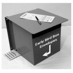 GESTO500 Early Bird Lock Box